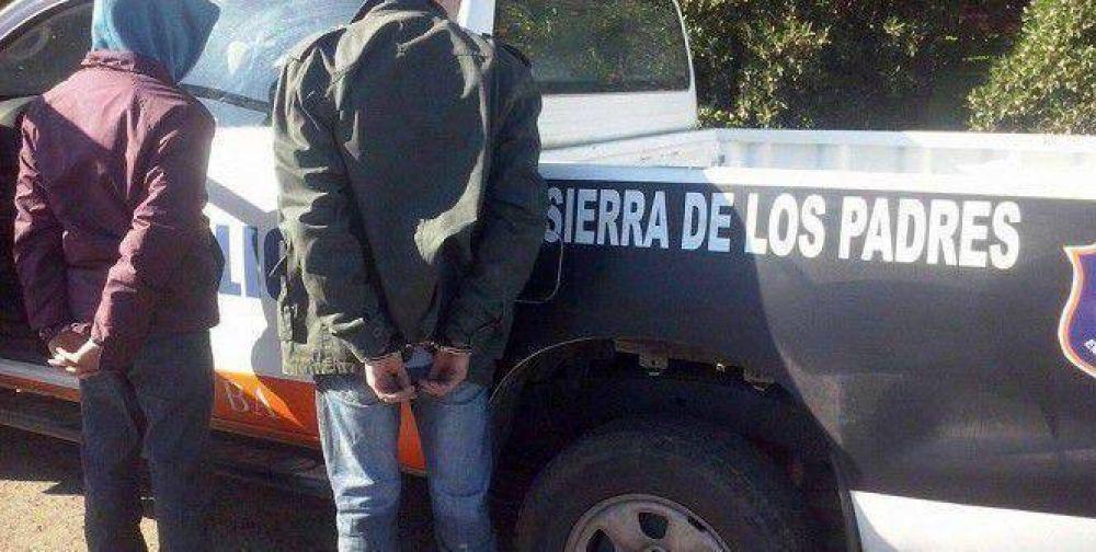 Le arrojaron gas pimienta a un taxista para robarle la billetera