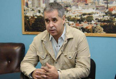 """Otro tandilense se suma al eventual gabinete nacional de Scioli, el """"Topo""""Rodríguez"""
