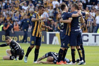 Rosario Central le ganó 2-0 a Argentinos y sigue en la pelea por el título