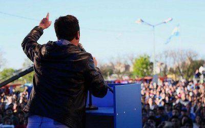 JULI�N �LVAREZ: �EL CAMBIO EN LAN�S YA EMPEZӔ