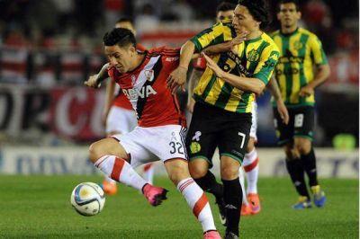 River no pudo con Aldosivi, que rescató un 1-1 en el Monumental