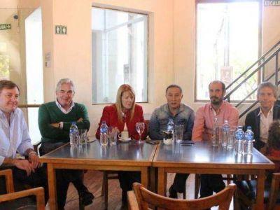 """Stolbizer acompañó a Crespo en el cierre de campaña y aseguró: """"Seremos imprescindibles si ganan los otros"""""""