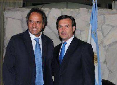 Gustavo Mac Karthy se reunió con Scioli