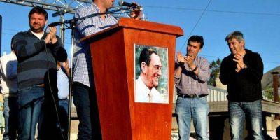 """Juan Ripa: """"Construiremos juntos el futuro y pondremos a Esquel de pie"""""""