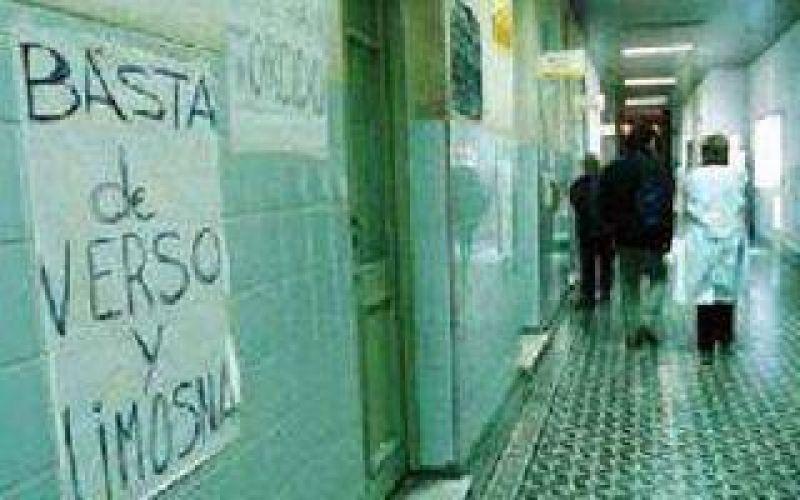 M�dicos bonaerenses frenan el paro para despu�s de las elecciones