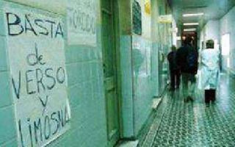 Médicos bonaerenses frenan el paro para después de las elecciones