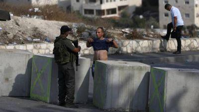 Bajo fuerte presi�n, Netanyahu frena un plan para levantar muros en Jerusal�n