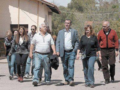 Peronismo dividido en Mendoza: Paco P�rez podr�a dejar la presidencia