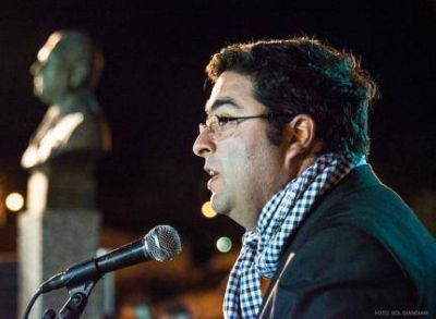 "Bossio: ""acompañaremos a las empresas de Tandil a que encuentren oportunidades junto a Ferrocarriles e YPF"""