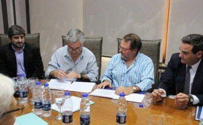 NIDERA present� su proyecto para puerto Quequ�n