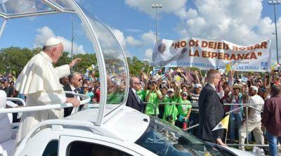Obispos invitan a mantener alegría y esperanza dejadas por el Papa Francisco en Cuba