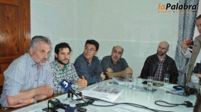 Presentaron el proyecto para declarar zona protegida las bardas del río Negro en Patagones