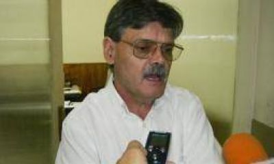 Rogelio De Leonardi llamó a votar por Daniel Scioli