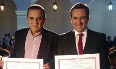 Mestre fue proclamado y ensayó defensa de Macri