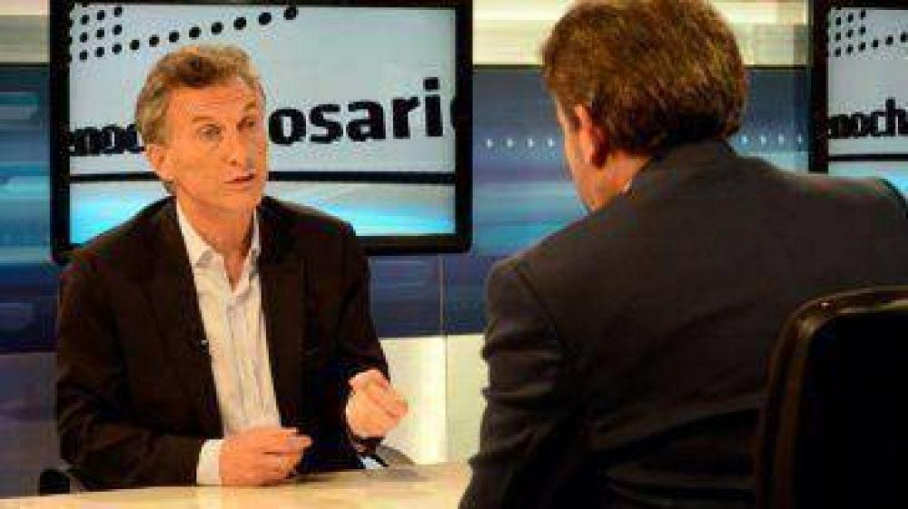 """Macri le pidió a Lifschitz """"mejorar la calidad de la Policía santafesina"""""""