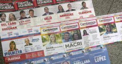 Los tucumanos elegirán Presidente, tres senadores y cinco diputados el 25 de octubre