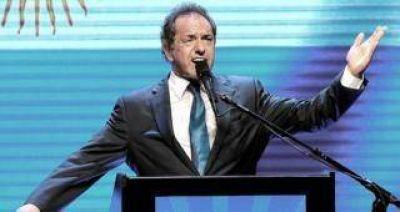 Scioli se acordó de Tucumán cuando habló de espionaje de la ex SIDE