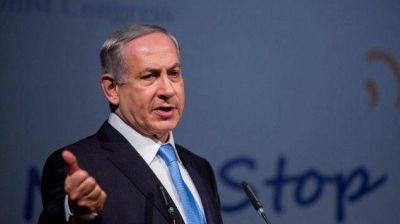 """Netanyahu en el 37º Congreso Sionista en Jerusalem: """"La única manera para luchar contra la mentira es pincharla con la simple verdad"""""""