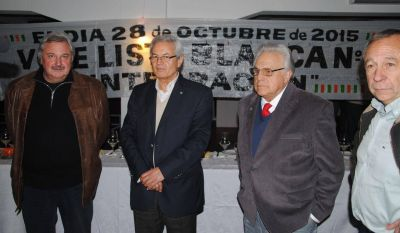 El oficialismo presentó sus propuestas y candidatos