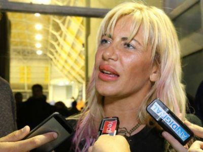"""Nora de Lucía: """"Soy una militante y voy a estar donde Daniel Scioli me necesite"""""""