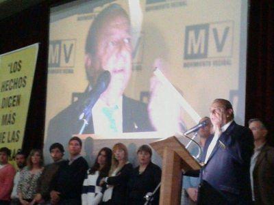 """Con el pedido de """"cuidar el voto"""", el vecinalismo cerró su campaña"""