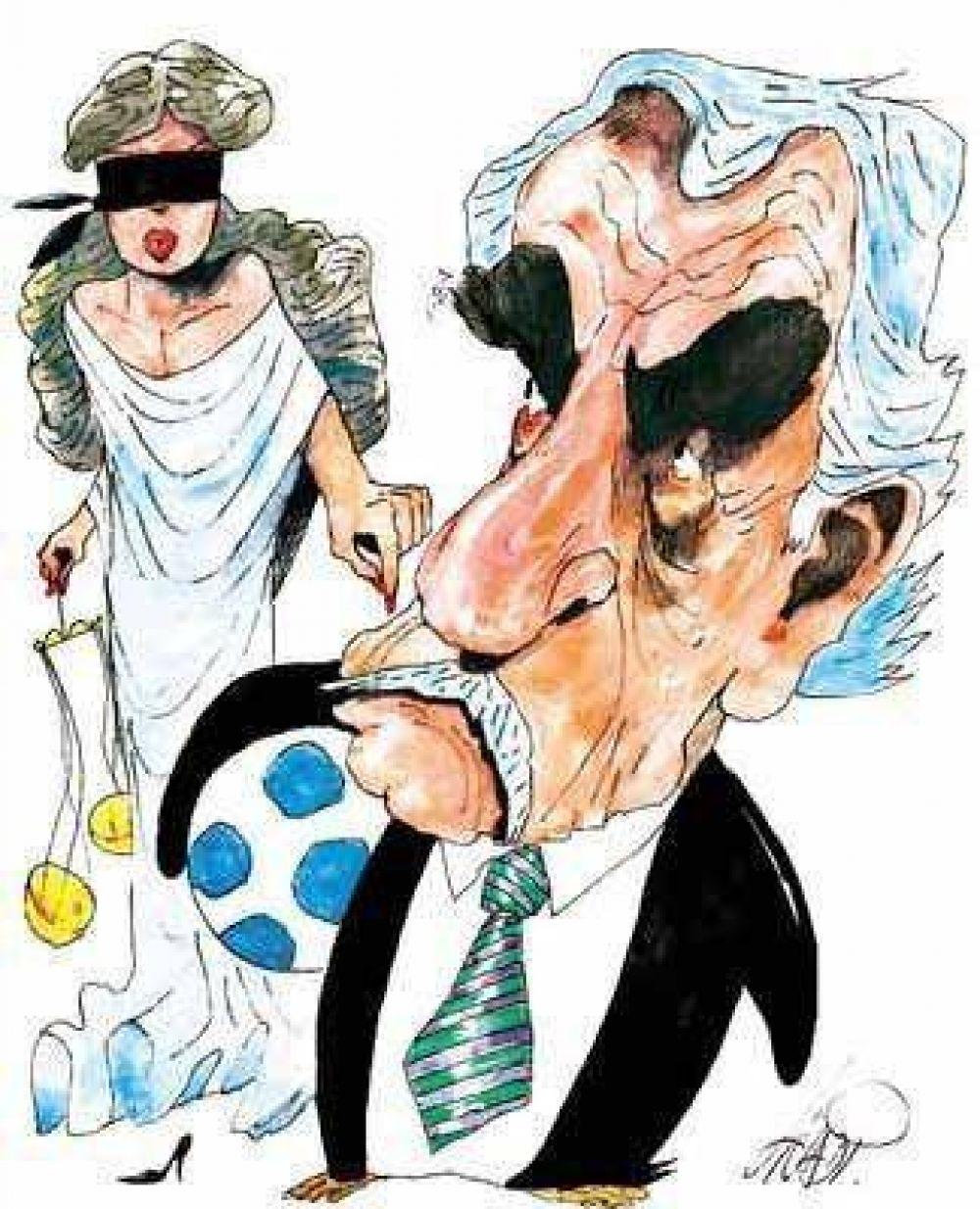 Indagan por corrupción al secretario de Medios