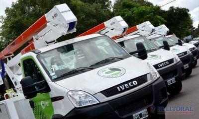 Amplían flota de la Dpec con móviles y camiones