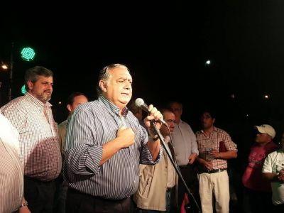 Cassani alentó a asumir el compromiso con el futuro del país y de cada pueblo