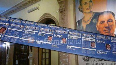 Campaña sucia: distribuyen boletas falsas del PJ para que sean anuladas