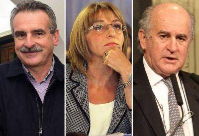 Piden que Parrilli, Gil Carbó y Rossi den explicaciones en el Congreso