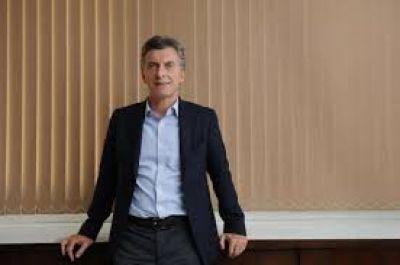 """Macri: """"Hace 25 años gobiernan los mismos. Tiene que gobernar otra gente"""""""