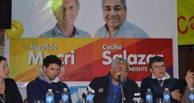 Elecciones 2015: Salazar cierra su campaña con un acto en el Cosmopolita