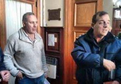 Concejales repudian la instalación de la Departamental de Policía en Capitán Sarmiento