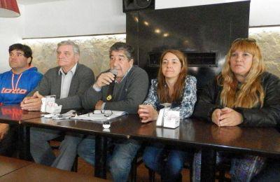 Atilio Roncoroni present� su plan de gobierno