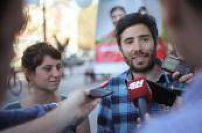 La Plata: Patria Grande cerró su campaña con gran