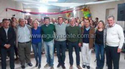 Ramiro Ortiz presentó sus propuestas de Gobierno