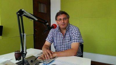 Walter Abarca, candidato a diputado provincial del FPV: con una alianza electoralista se estafa a la sociedad