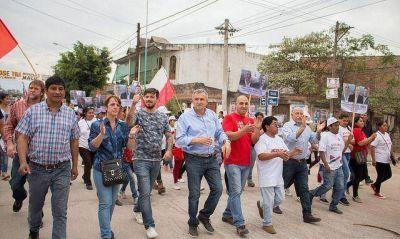 Morales – Luchamos para devolver la libertad y la dignidad a los jujeños