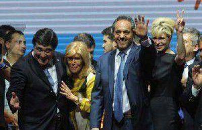 Scioli llega con ventaja y quiere ser presidente en primera vuelta