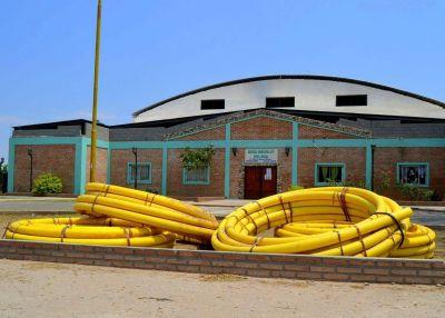 M�s de mil vecinos de Valle Viejo acceder�n al servicio de gas natural