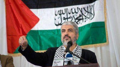 Líder de Hamas advirtió que los ataques contra israelíes continuarán