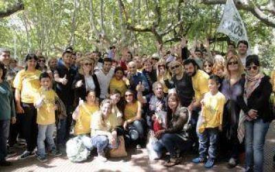 Elecciones 2015: Alex Campbell cerró su campaña en San Fernando