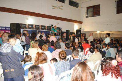 """""""Peteco"""" cerró su campaña con mucho optimismo"""