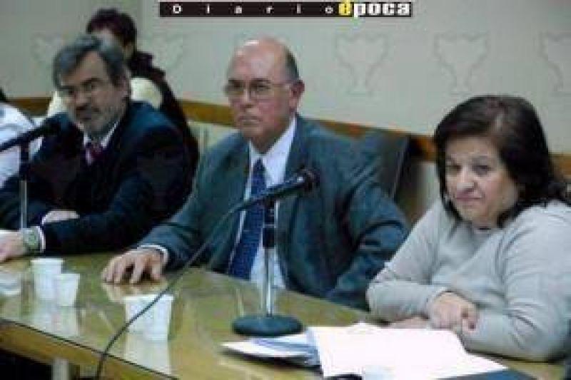 Garabí: el Congreso se informó y pidió más beneficios regionales