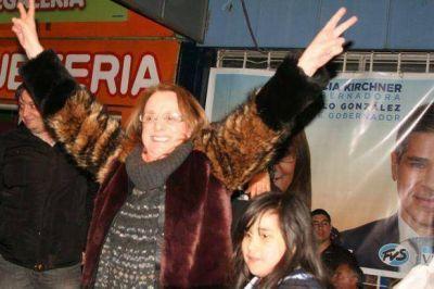 Alicia Kirchner: