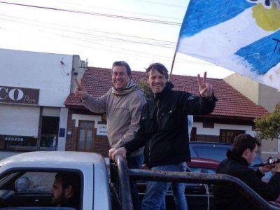 """El kirchnerismo cerró su campaña y arengó a """"meterla completa"""""""