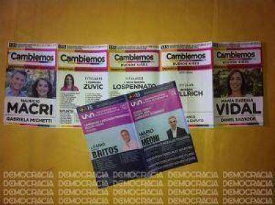 """Estalló en Junín la """"guerra de las boletas"""""""