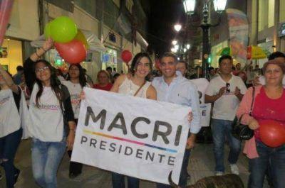 Miguel Nanni cerró campaña en las peatonales salteñas