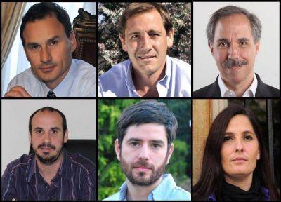 Seis candidatos a intendente buscarán gobernar la Ciudad por los próximos 4 años
