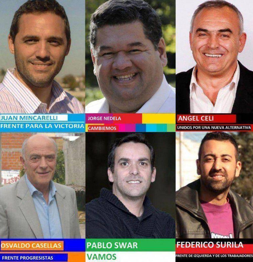 Elecciones en Berisso: Seis candidatos buscarán quedarse con la intendencia